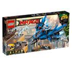 70614 - LEGO® NINJAGO - Le Jet supersonique de foudre