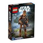 75530-Star Wars 8 figurine Chewbacca