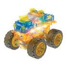 Laser Pegs Super Monster Truck Builder 6 en 1