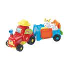 Tut Tut Animo-Mon super tracteur à remorque