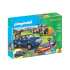 5669 - Playmobil wildlife camping adventure