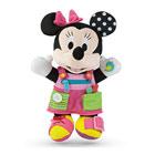 Peluche Disney Baby Minnie - Habille moi