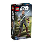 75528-Star Wars 8 figurine Rey