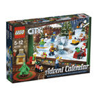 60155-Calendrier de l'Avent Lego City