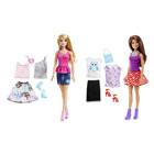 Poupée Barbie Fashion avec une tenue
