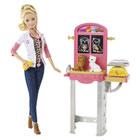 Barbie poupée vétérinaire