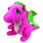 Beanie boo's - Peluche Darla le Dragon 41 cm