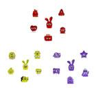 Hanazuki-Pack 5 trésors et 1 mini Hemka