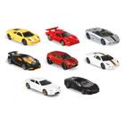 Hot Wheels-Véhicule Lamborghini