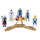 Set d'entrainement Mini Battle Dragon Ball 6 cm