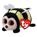 Peluche Teeny tys Zinger l'abeille 8 cm