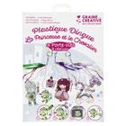 Kit plastique dingue Princesse&Chevalier