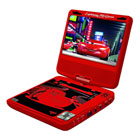 Lecteur DVD portable Cars Flash McQueen