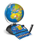 Globe interactif évolutif Exploraglobe Premium