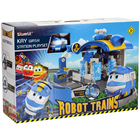 Robot Trains - Station de lavage Kay