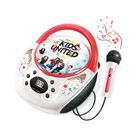 Lecteur CD avec micro Kids United
