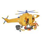 Hélicoptère Wallaby 2 Sam Le Pompier + Figurine Sam