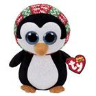 Peluche Beanie boo's - Pénélope le pingouin 23 cm