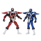 Power Rangers figurines Ninja Steel 12 cm