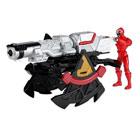 Power Rangers ninja Steel Station de combat Méga