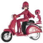 Miraculous-Ladybug et son Scooter