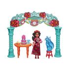 Elena d'Avalor- Mini poupée avec scène