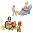 Disney Princesses-Mini princesse avec véhicule
