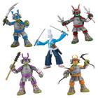 Tortues Ninja Figurines Samuraï 12 cm