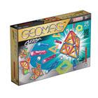 Coffret Geomag Glitter 68 pièces