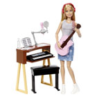 Poupée Barbie musicienne
