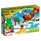 10837-Les vacances d'hiver du Père Noël