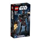 75526-Star Wars 8 figurine pilote Elite TIE Fighter