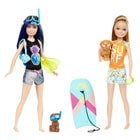 Poupée soeur de Barbie aventures aquatiques