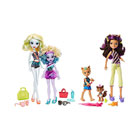 Monster High-Famille des Goules