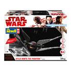 Star Wars maquette Kylo Ren's Tie Fighter