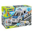 Maquette Van Police à construire