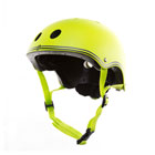 Casque Junior Lime Green