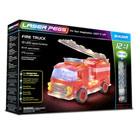 Laser Pegs-Camion de Pompier 12 en 1