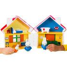 La maison de Miffy avec 2 personnages
