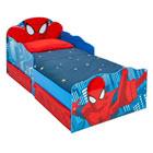 Lit Spiderman avec rangements design