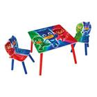 Table avec 2 chaises Pyjamasques