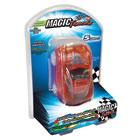 Voiture rouge pour circuit Magic Tracks