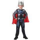 Avengers-Déguisement classique Thor 5/6 ans