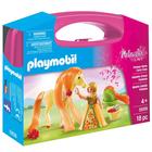 5656-Valisette cheval fantaisie Playmobil