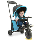 Tricycle Pliant smarTfold 500 bleu