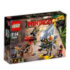 70629-LEGO® Ninjago L'attaque des Piranhas