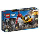 60185-LEGO® L'excavatrice avec marteau-piqueur