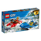 60176-LEGO® L'arrestation en hors-bord