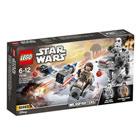LEGO®-75195-Microfighter Ski Speeder vs. Quadripode du Premier Ordre