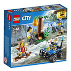 LEGO®-60171-L'évasion des bandits en montagne